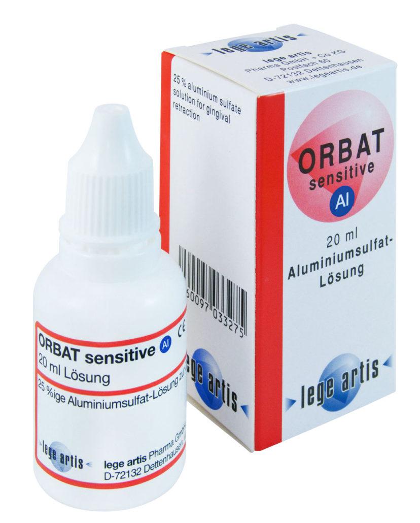 ORBAT sensitive - Sanft zum Zahnfleisch