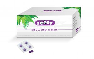 Zooby<sup>®</sup> Disclosing Tablets