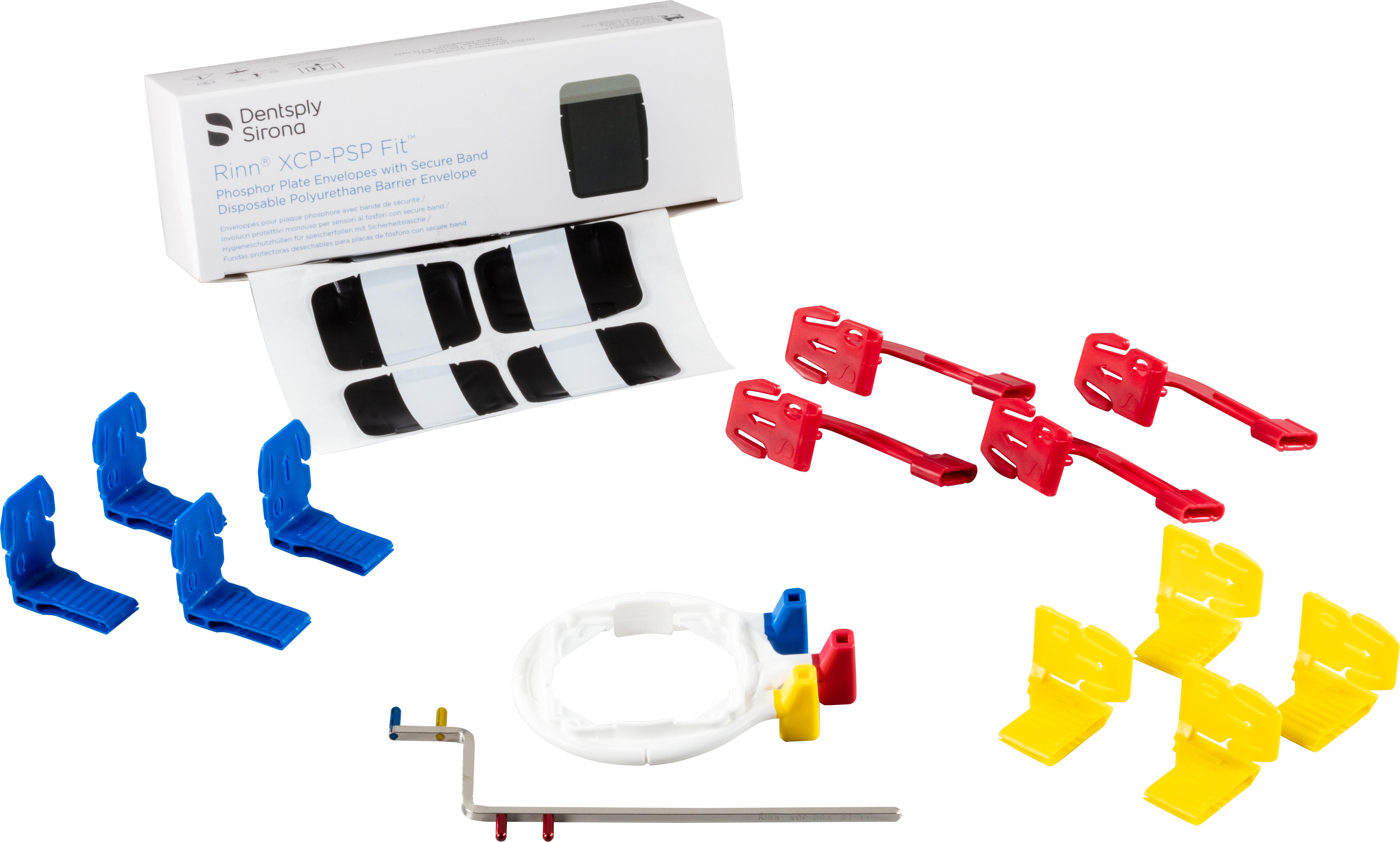 Rinn® XCP-PSP Fit™ - Positionierungssystem für Speicherfolien