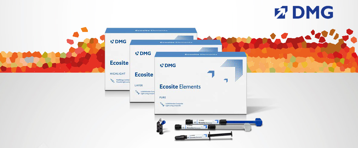 Ecosite Elements von DMG